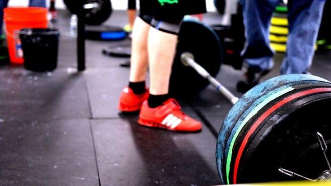 trainer, coaching, deadlift, goals, program, Harrow personal trainer