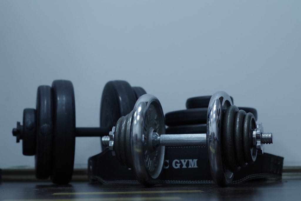 weights, dumbbells, secret, fat loss