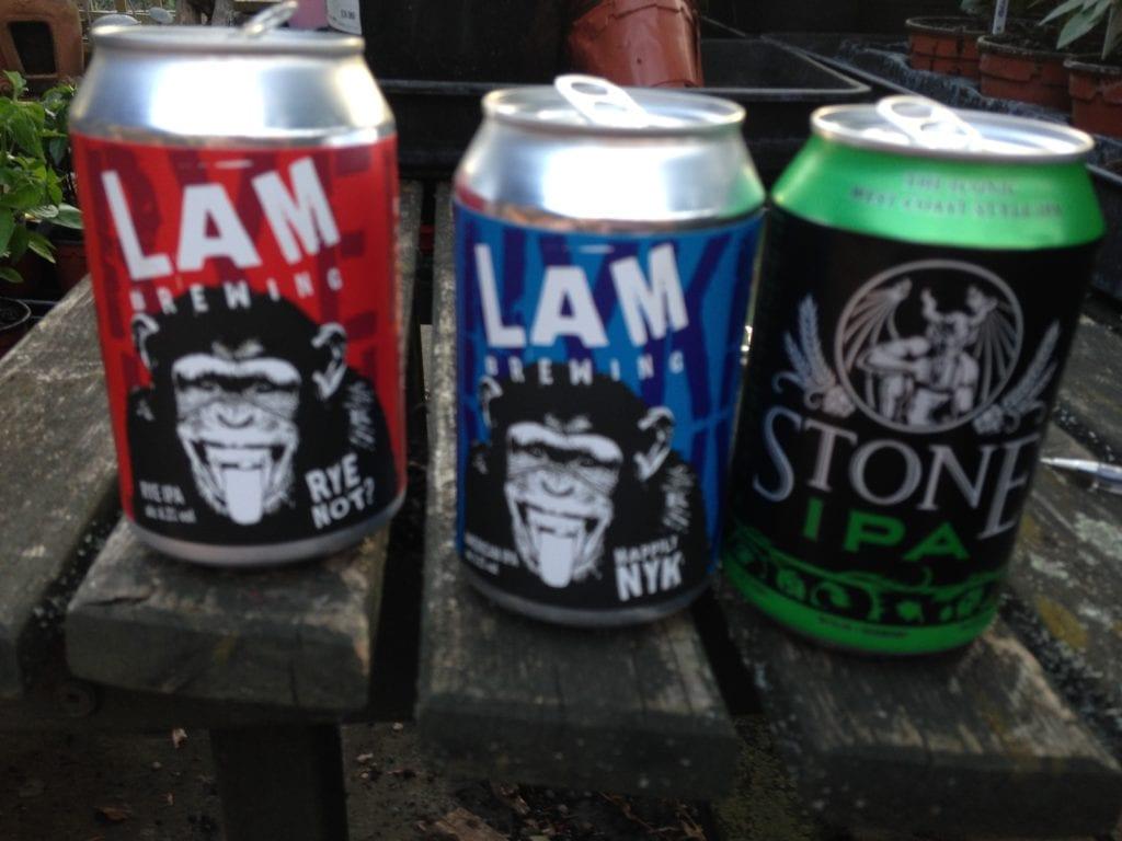 beernbiceps, beer, craft beer, stone ipa, goal setting