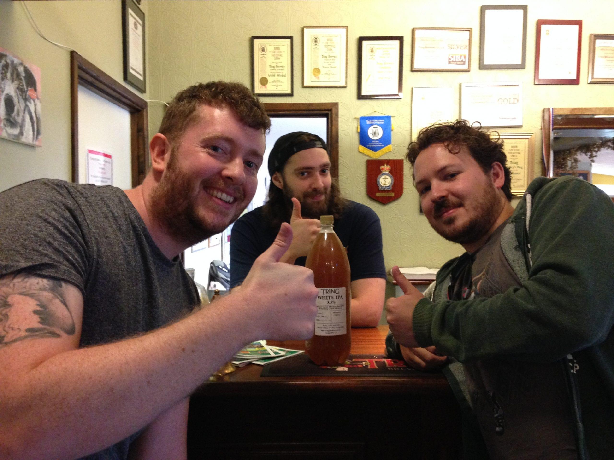 tring brewery, beer n biceps, beernbiceps, tring, beer, looking back