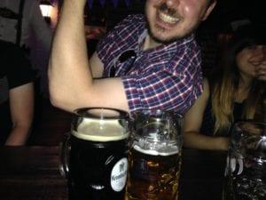 training review, beernbiceps, beer n biceps, munich cricket club