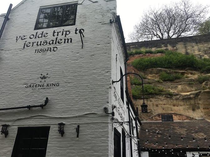 oldest pub in nottingham