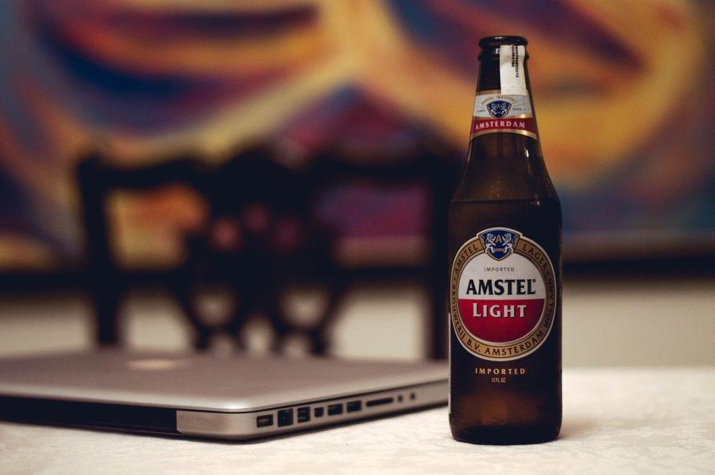 Is Amstel lager gluten free