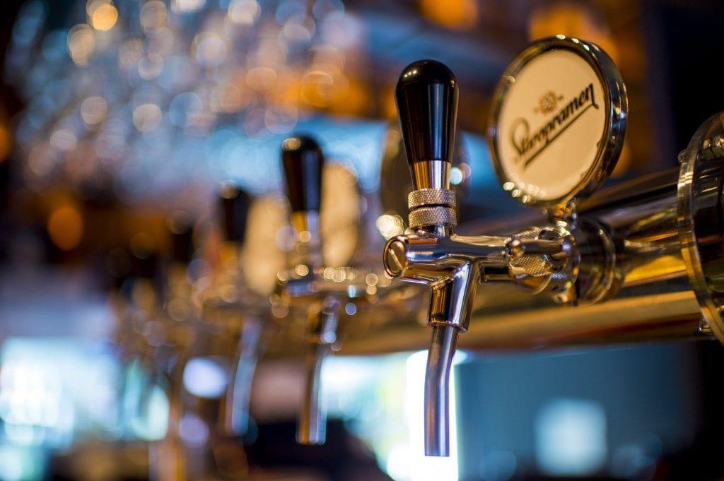 Does beer on tap taste better