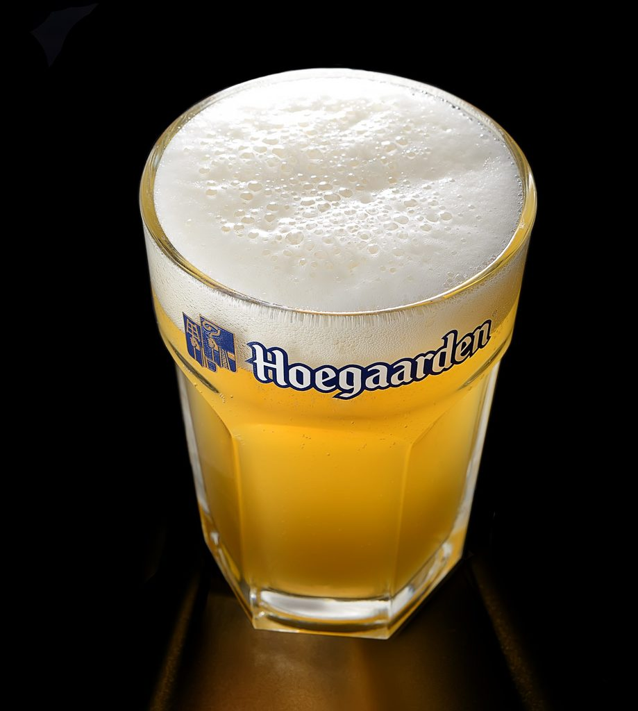 How many calories are there in Hoegaarden