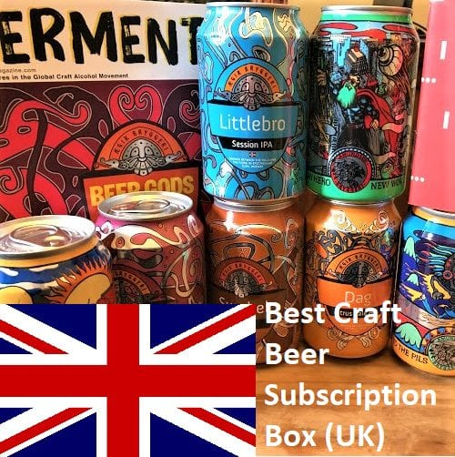 Best Craft Beer Subscription