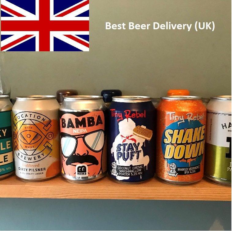 Best Beer Delivery Service (UK)