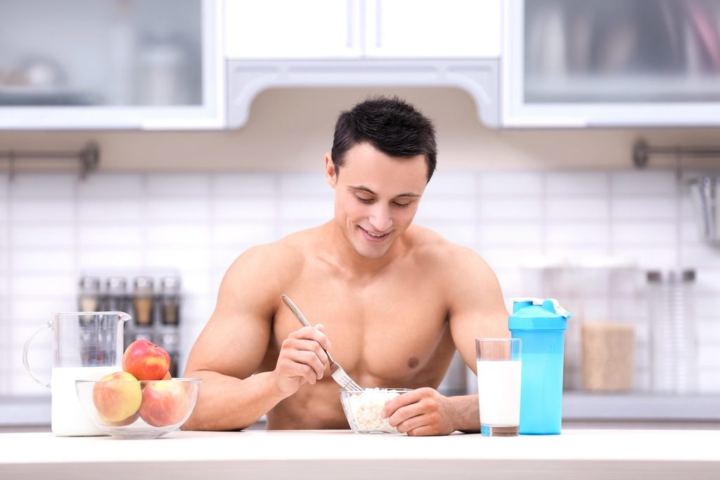 Do Bodybuilders Eat Dairy?
